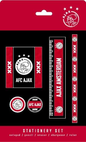Afbeeldingen van Ajax 5-delige Schrijfset