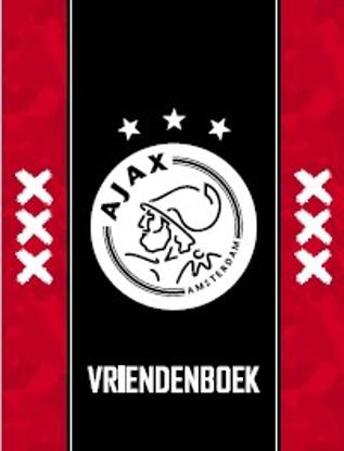 Afbeeldingen van Ajax Vriendenboekje