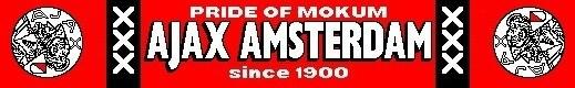 Afbeeldingen van Sjaal Ajax Pride of Mokum - Oud Logo