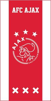 Afbeeldingen van Ajax Handdoek - wit/rood/wit