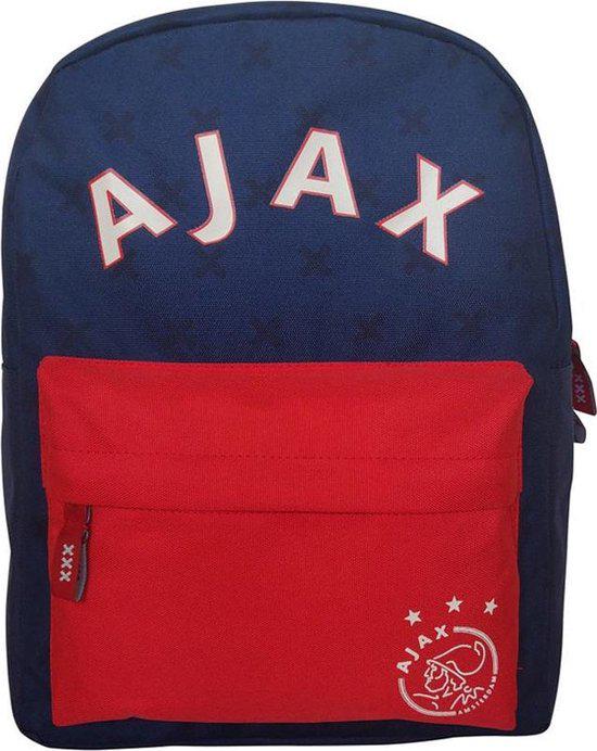 Afbeeldingen van Ajax Kids Rugzak AFC - blauw