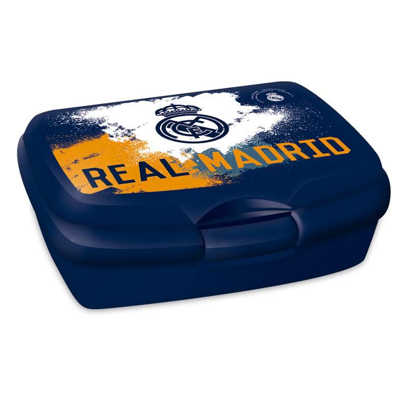 Afbeeldingen van Real Madrid Lunchbox - blauw
