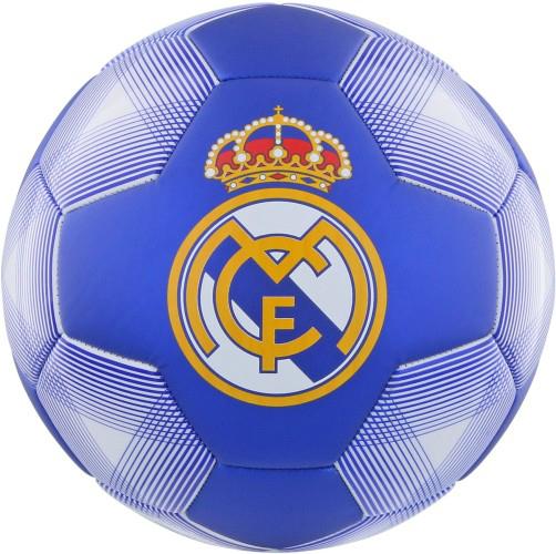 Afbeeldingen van Real Madrid Bal (RM7BG2) - blauw/wit